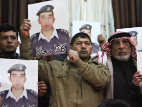 Murder of Jordanian pilot by IS